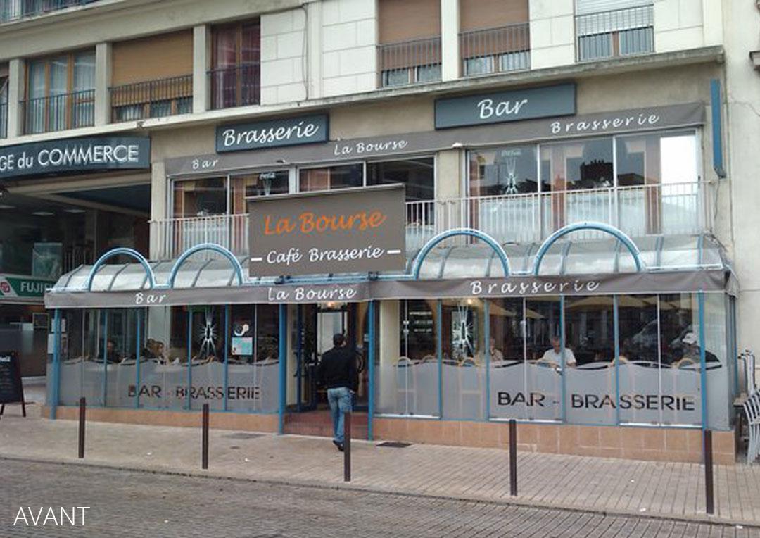 Bar Restaurant La Bourse