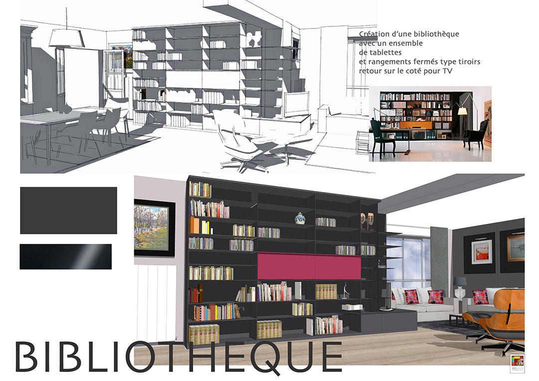 Conseil Bibliothèque