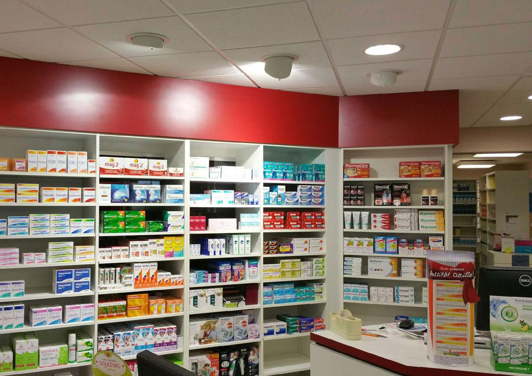 Pharmacie de Marolles