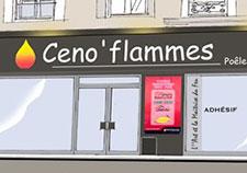 Céno Flammes